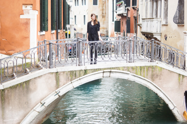 Bridges in Venice