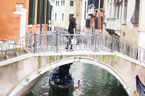 Venedig Reisetagebuch