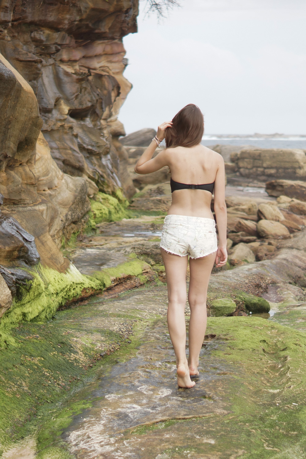 Coogee Beach Outfit Shoot