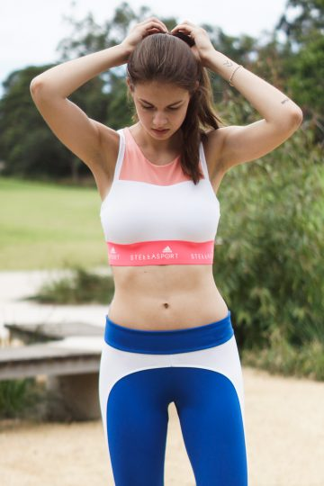 Keeping Fit with Adidas StellaSport