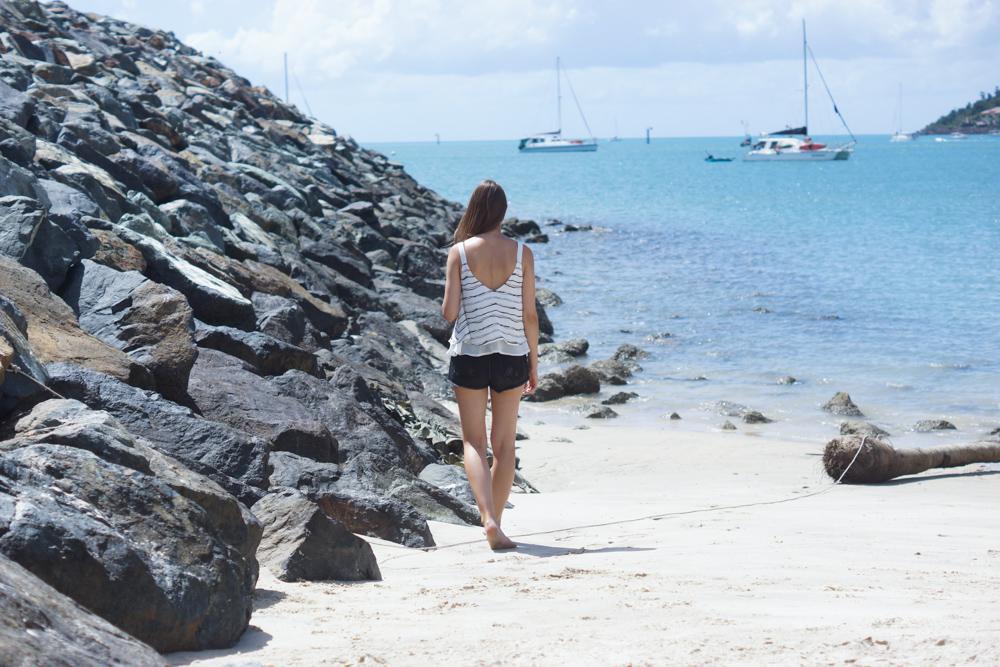 Beach Shooting Fashionblog