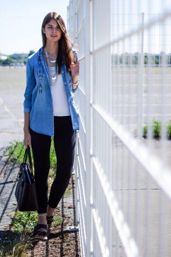 4 Days 4 Ways: Wie trägt man Sweatpants im Alltag #1