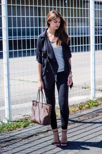 4 Days 4 Ways: Wie trägt man Sweatpants im Alltag #2