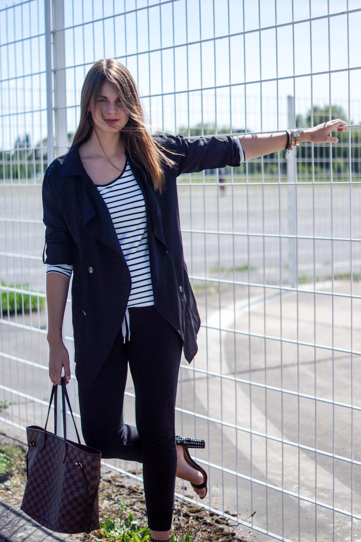 Striped Shirt Gina Tricot
