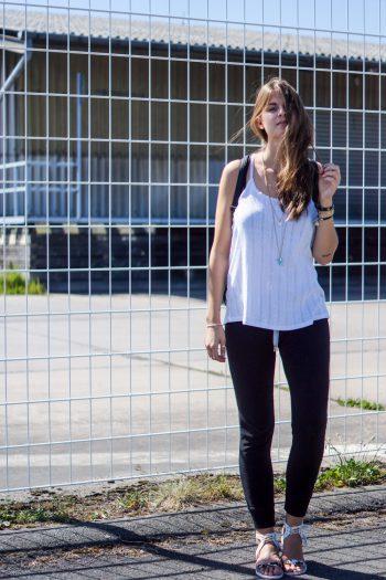 4 Days 4 Ways: Wie trägt man Sweatpants im Alltag #4