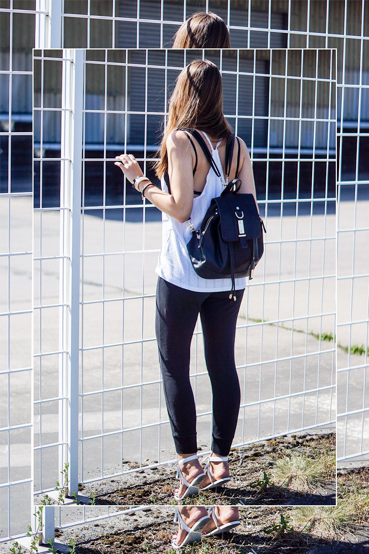 Wie trägt man Sweatpants im Alltag