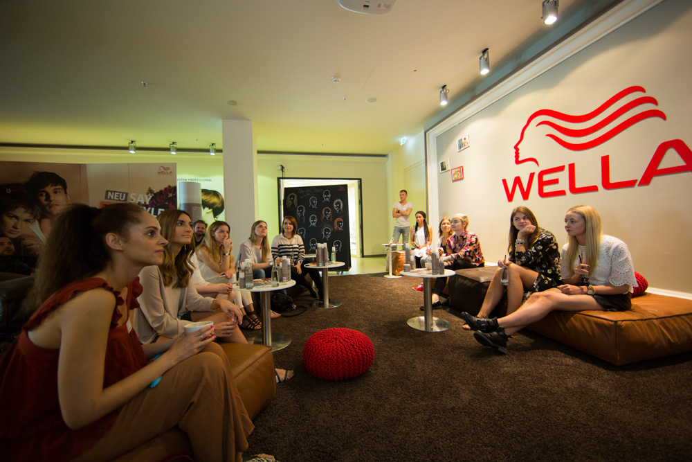 Wella World Studio Frankfurt
