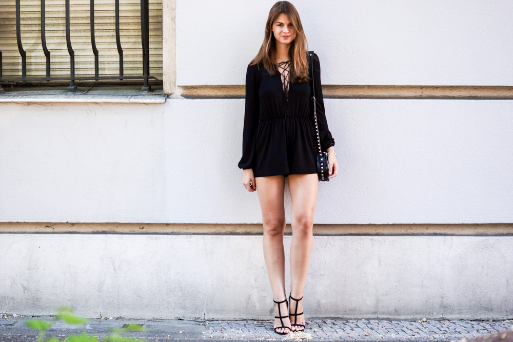 How to wear a playsuit