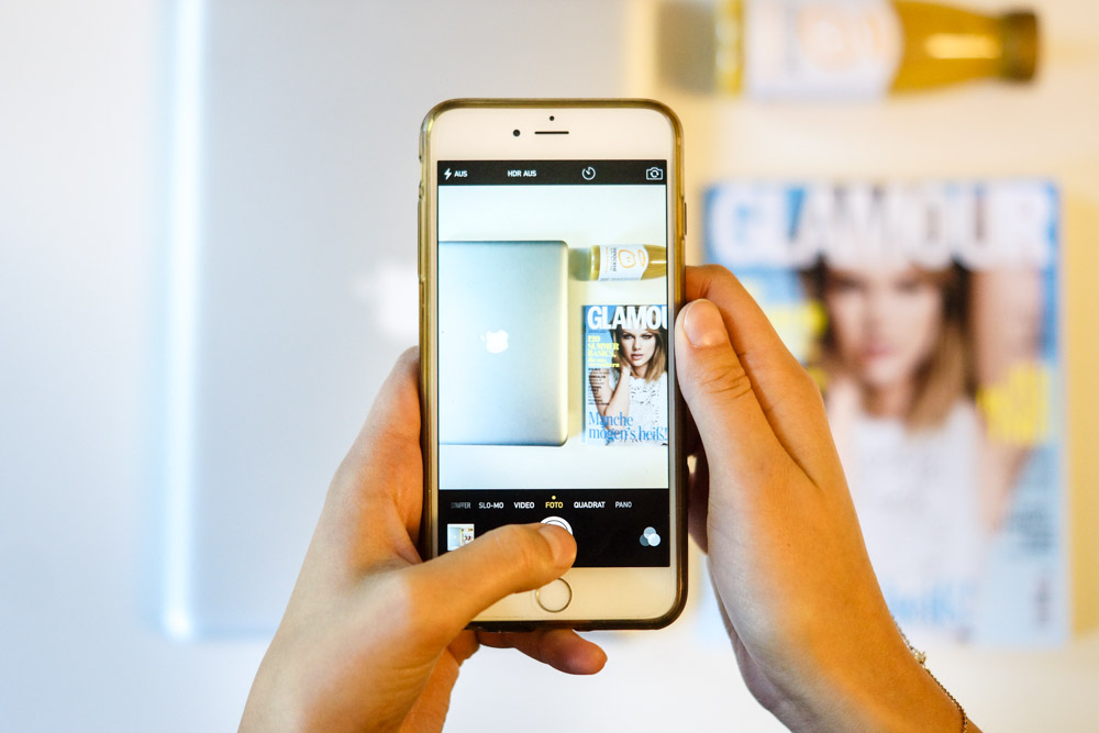 iPhone Apps für Instagram