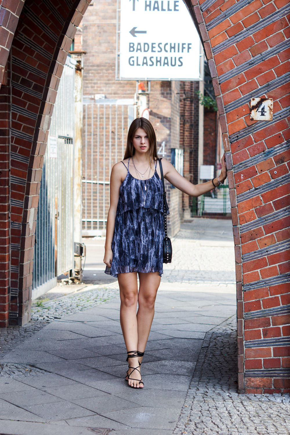 Pepe Jeans Sommerferien Outfit