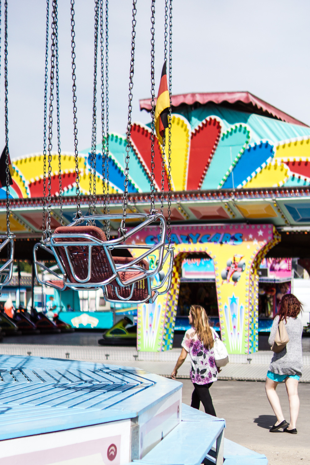 Fun Fair swing carousel