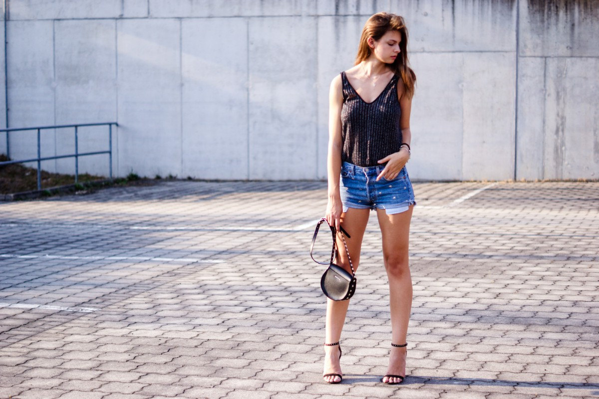 Denim Sommer Outfit