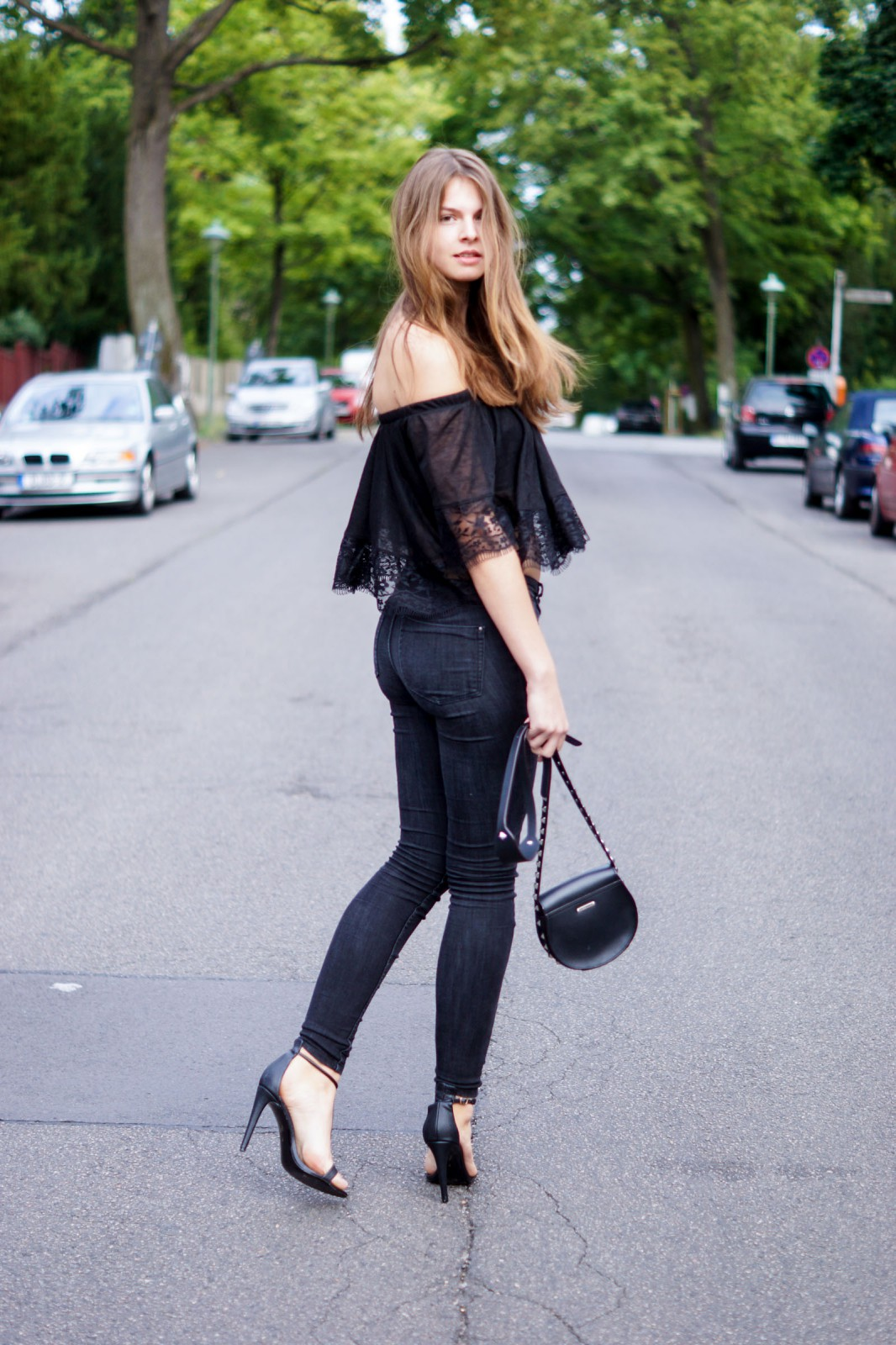 Asos Off-Shoulder Shirt