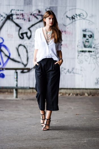 Culottes? Yes, please!