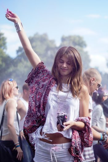 Holi Festival Berlin with Bershka