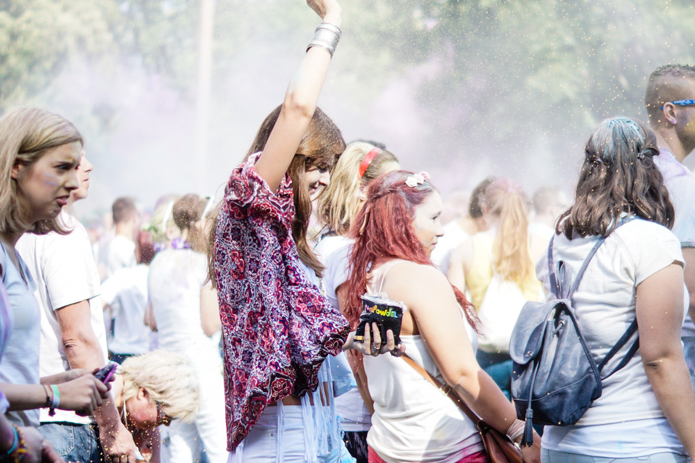 Holi Festival Berlin