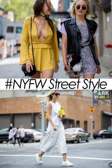 #NYFW – my favourite Street Style looks