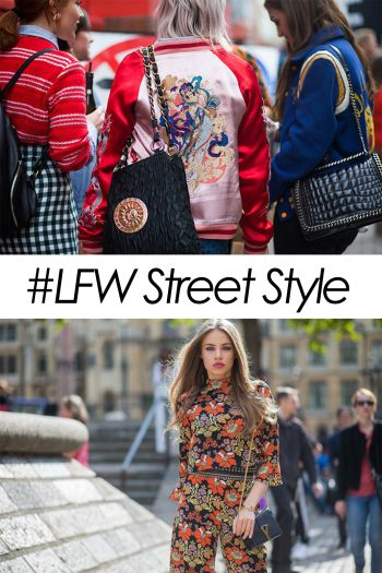 #LFW – my favourite Street Style Looks