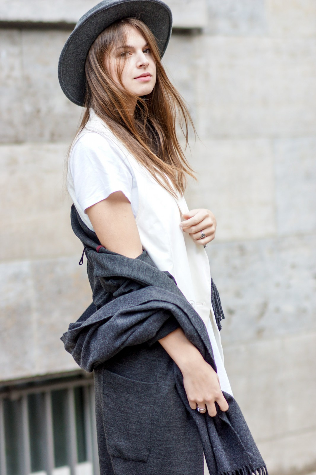 Subdued Long Shirt