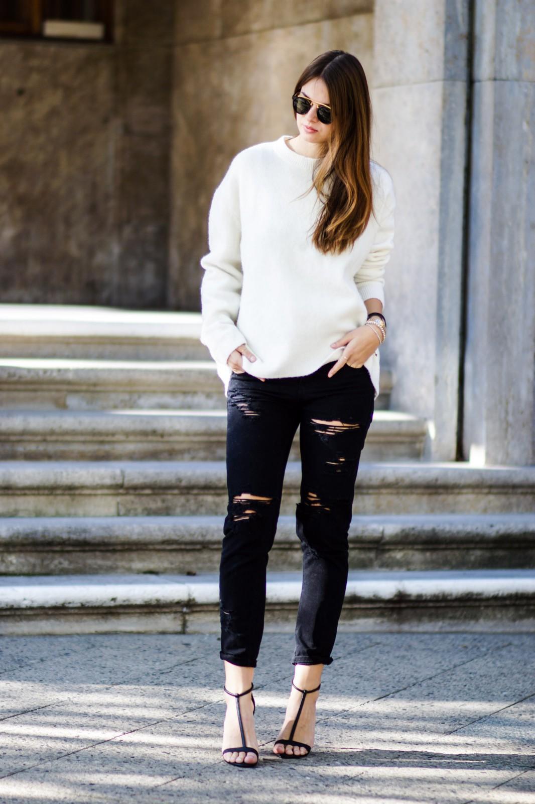 Oversized Sweater from Zara