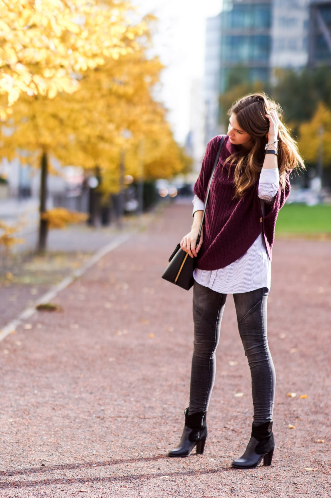 Layering Outfit Autumn