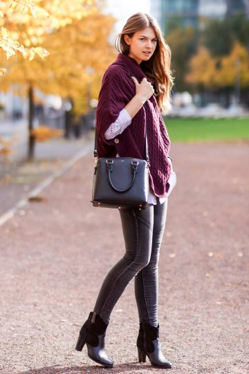 #OwnTheSeason mit TK Maxx Herbst Outfits
