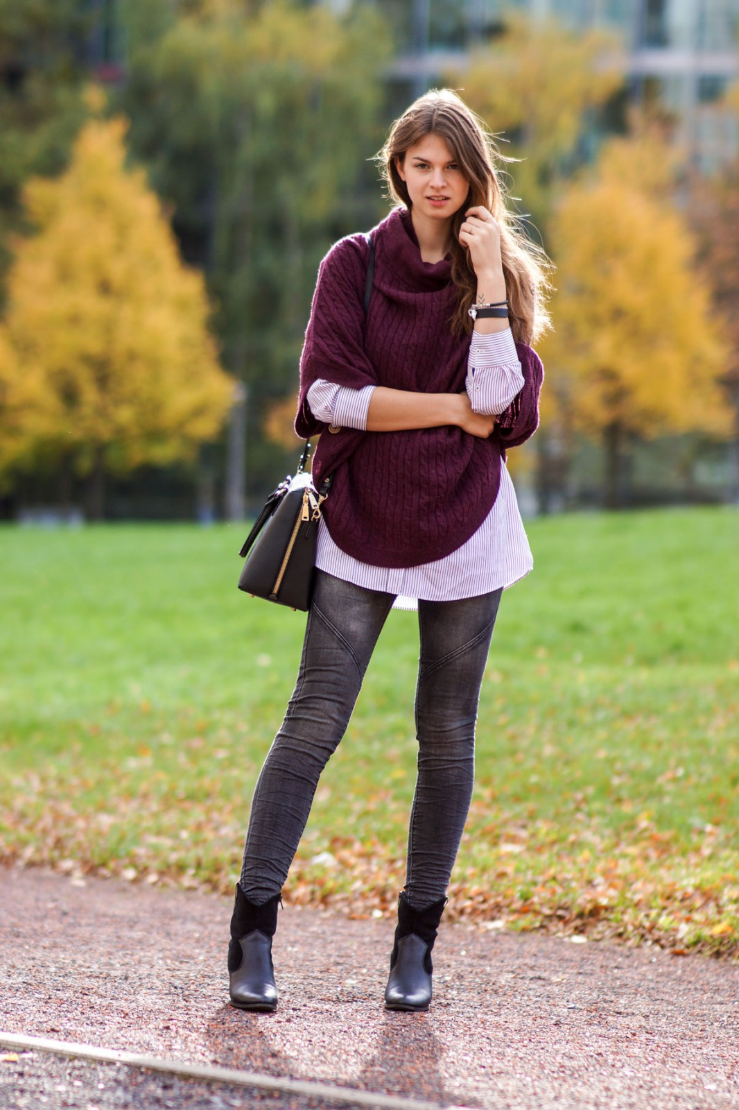 Casual Herbst Outfits