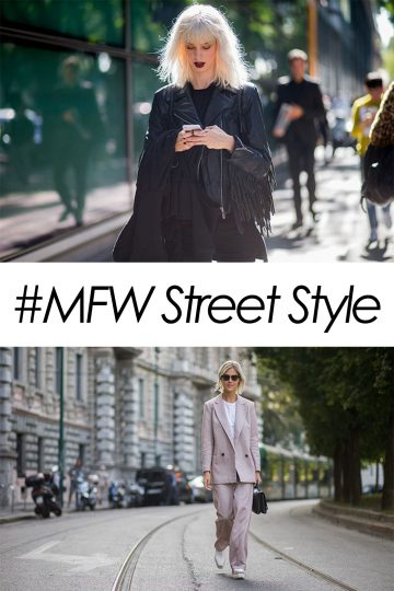 #MFW – my favourite street style looks