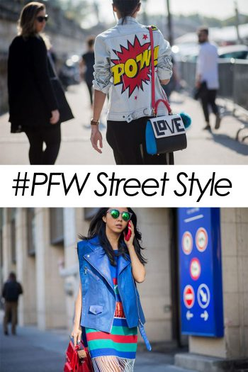 #PFW – My favourite street style looks