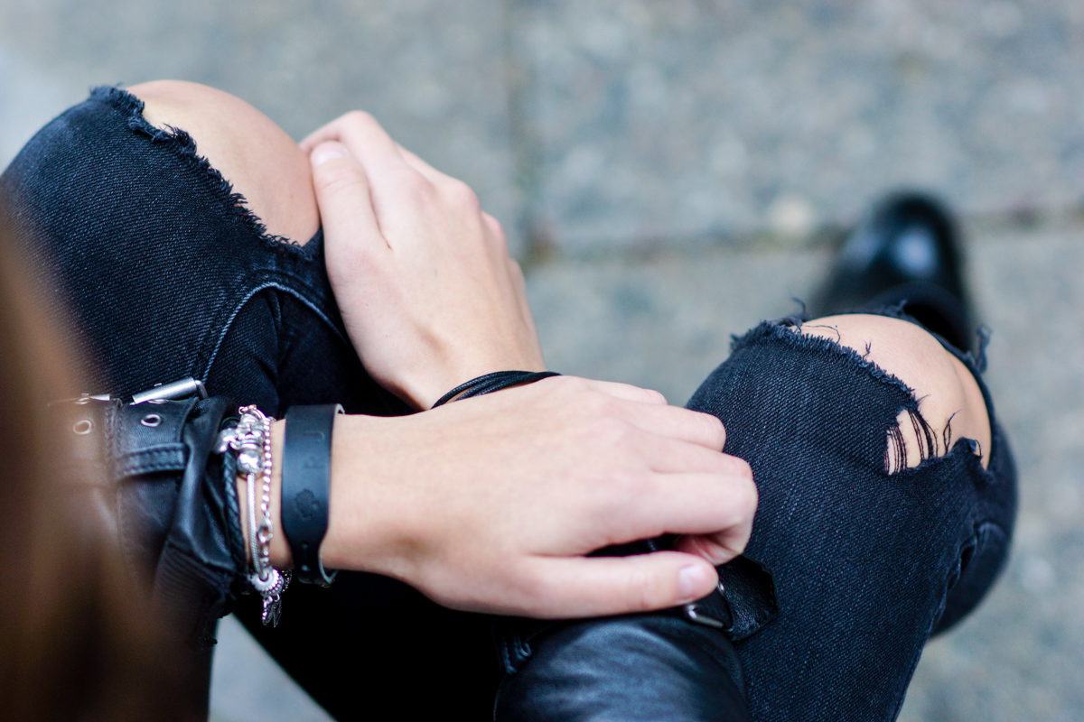 Mulberry Armband mit Initialen
