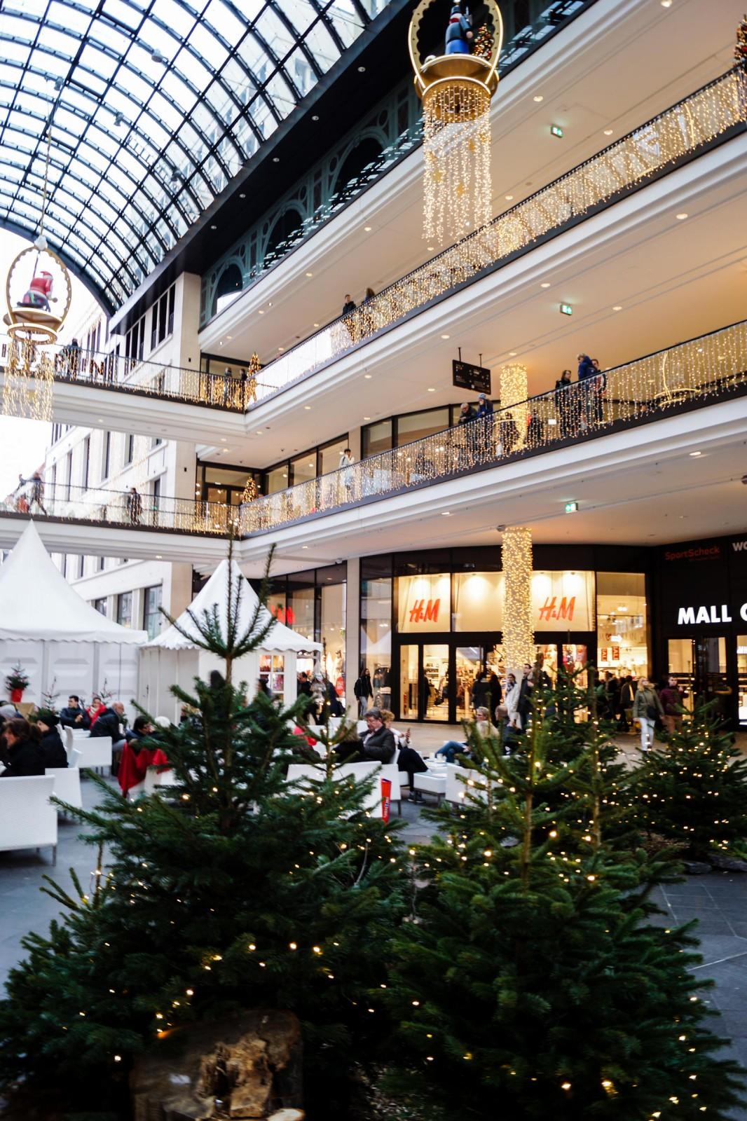 Weihnachtsdekoration Berlin