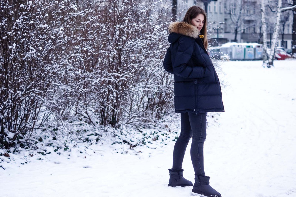... What to wear in winter ...