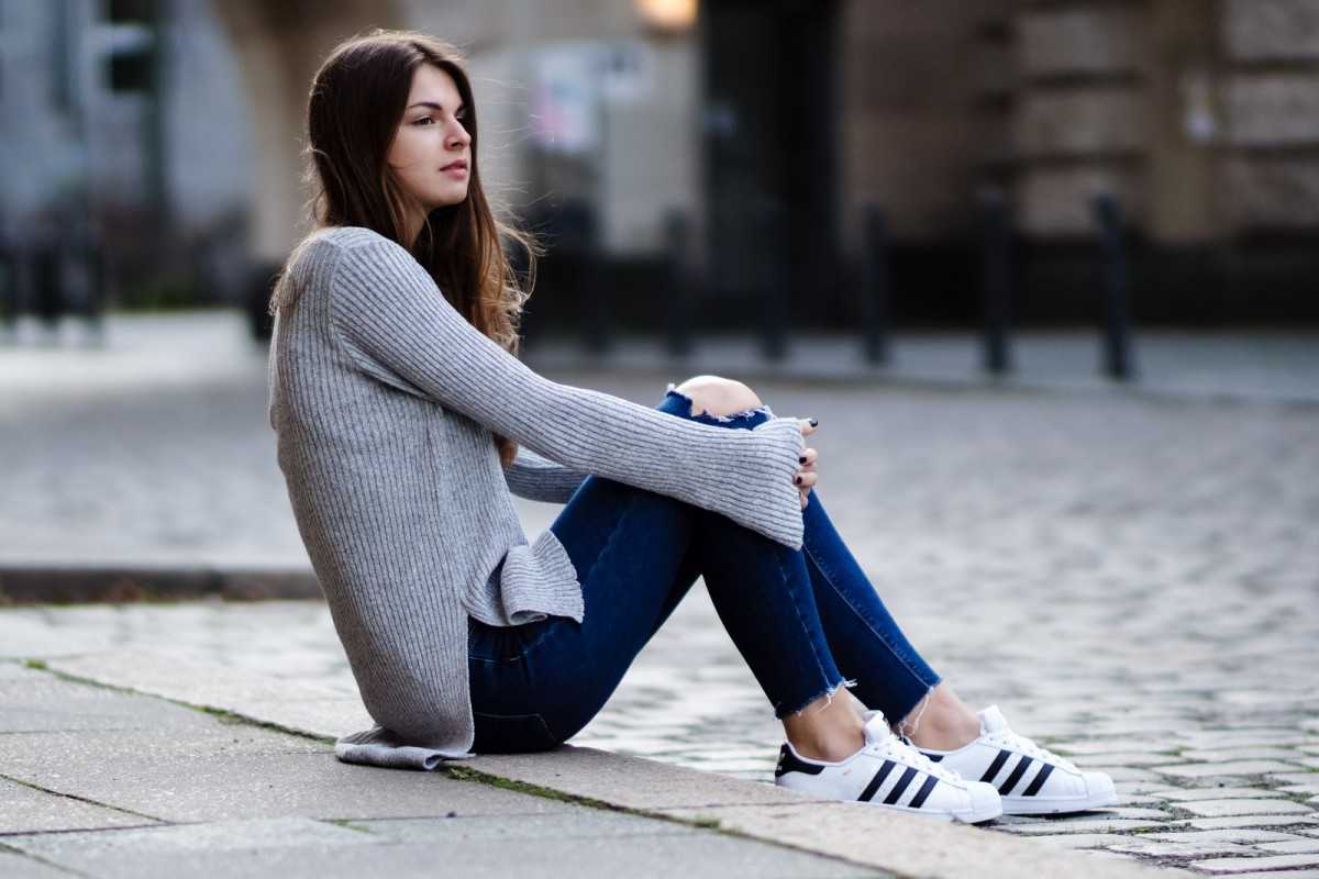Jeans And Shoes Women