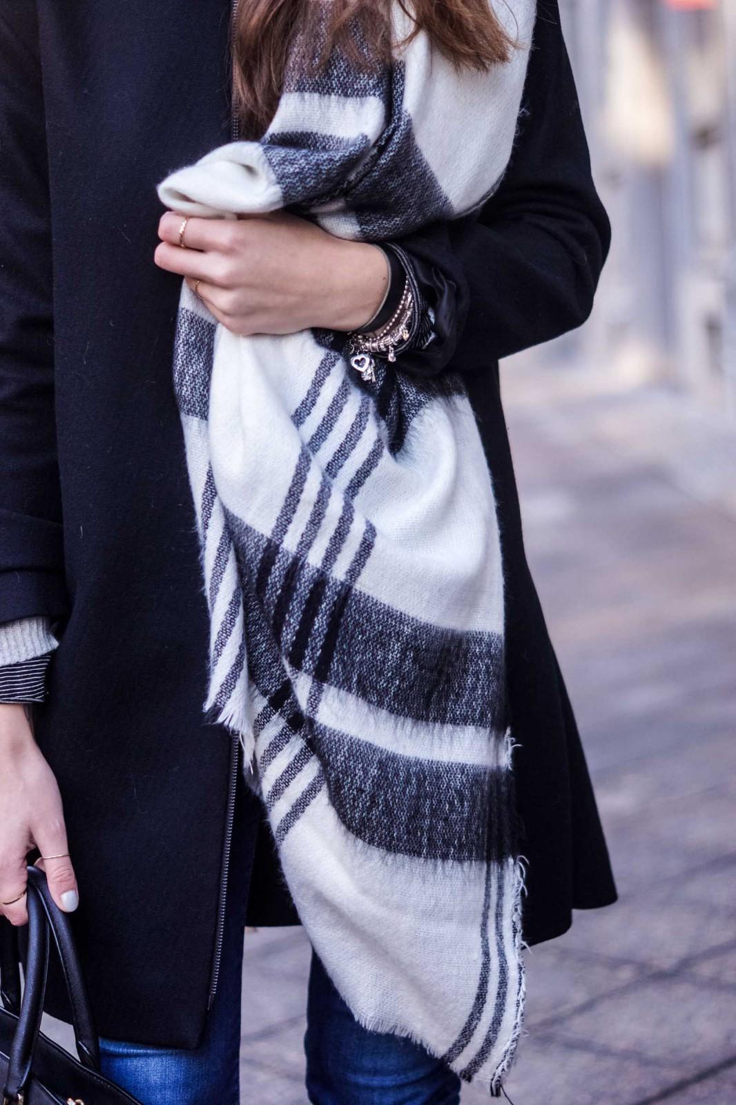 Blanket Schal