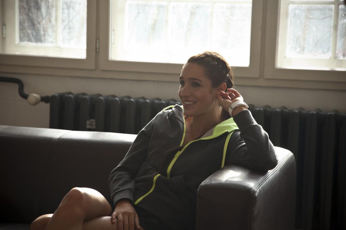 Kayla Itsines in Berlin