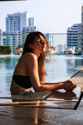 Poolside Bangkok