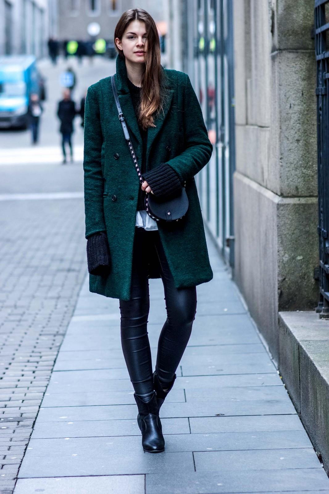 Leather Pants VILA