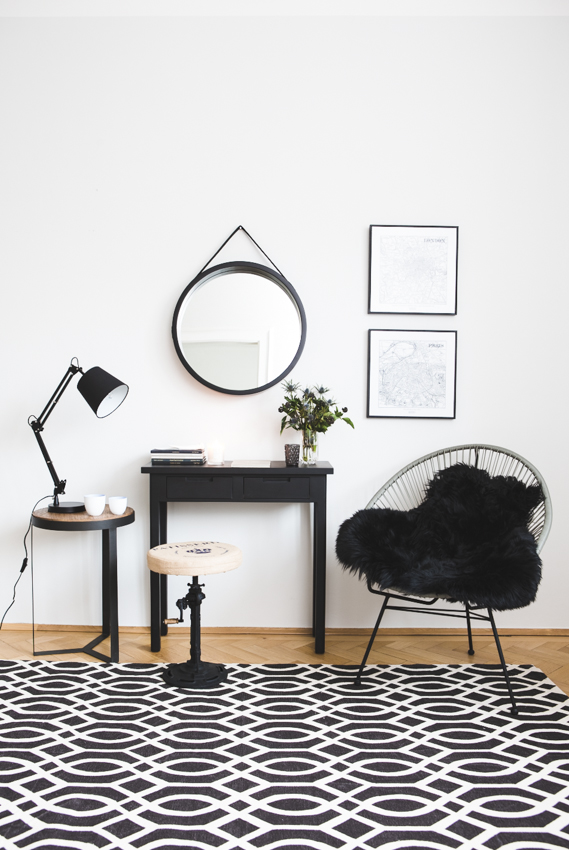 Interior-Trend Monochrome