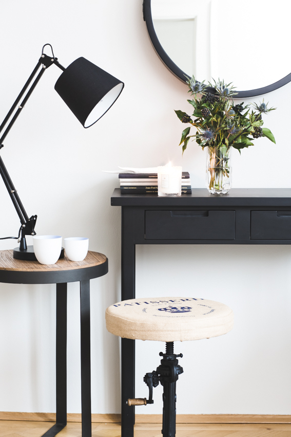 Monochrome Trend bei Westwing