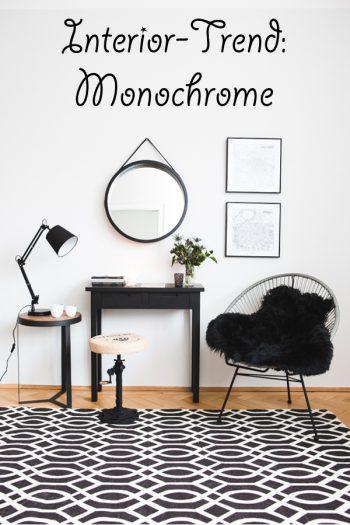 Der Monochrome Trend bei Westwing