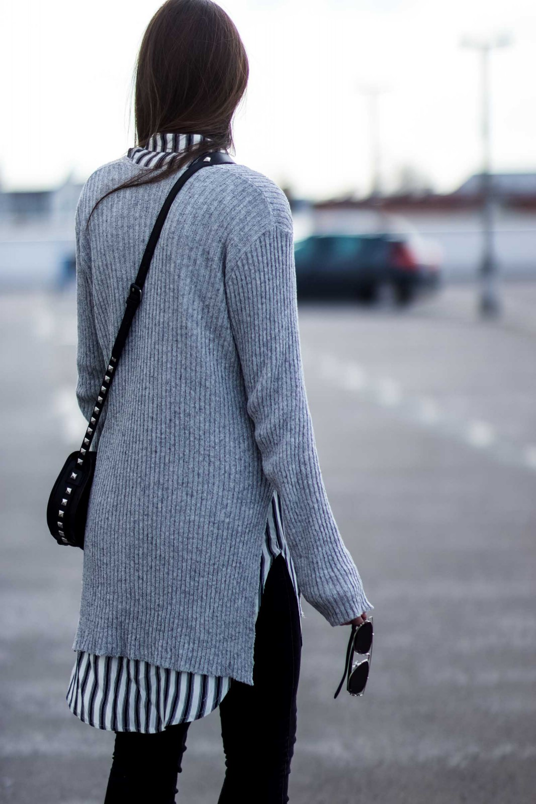 How to layer in winter