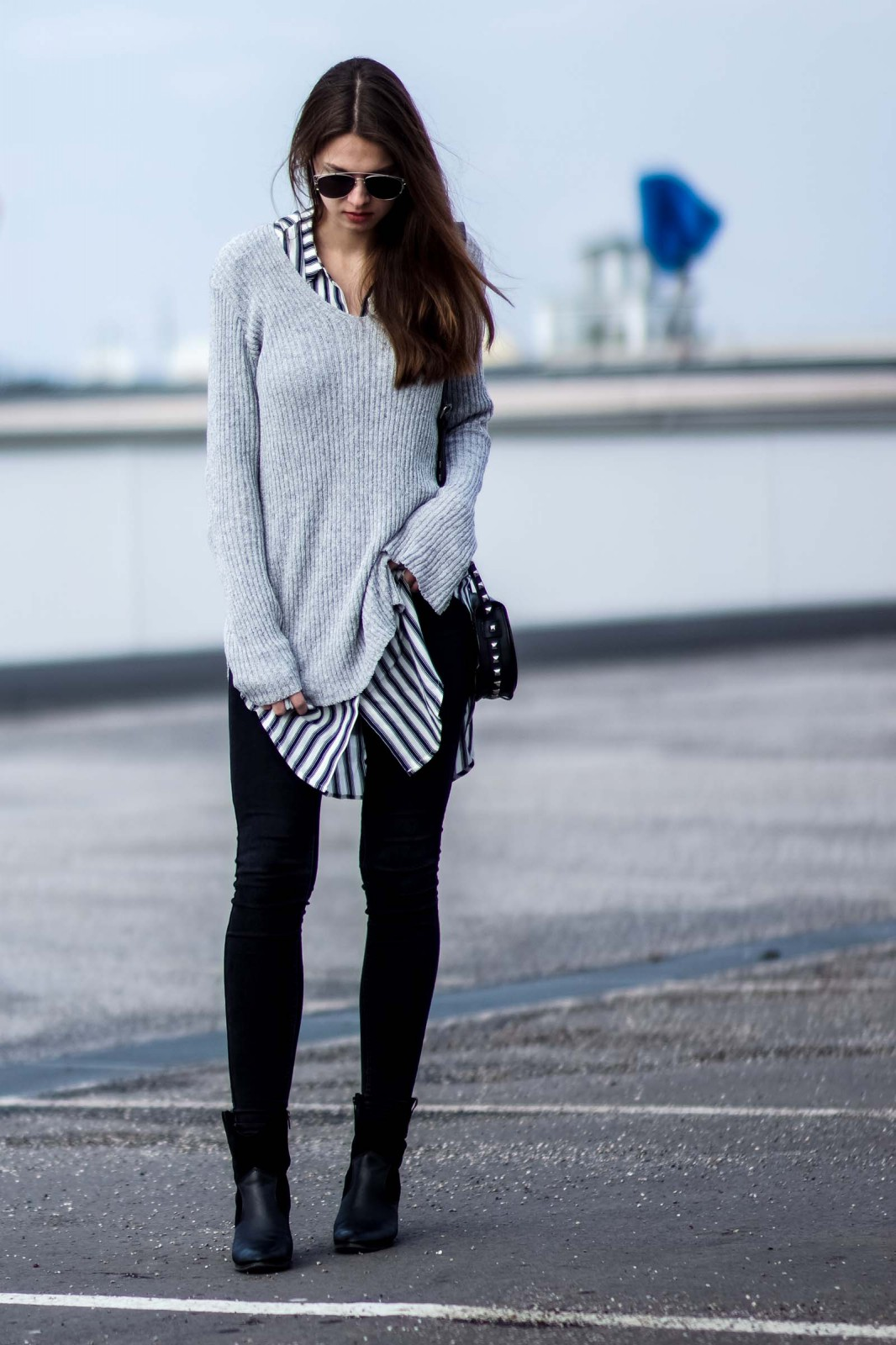 Off Duty Outfit