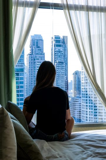 Our stay at Oriental Residence Bangkok