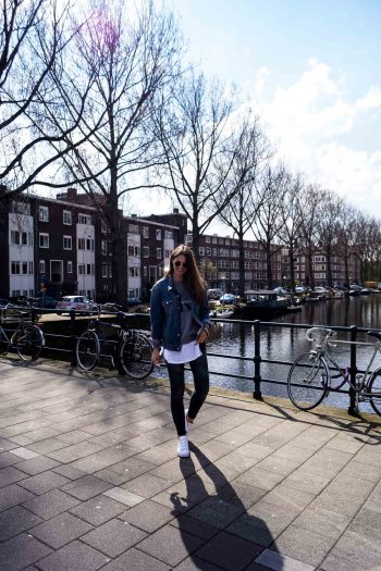 Amsterdam Outfit #1