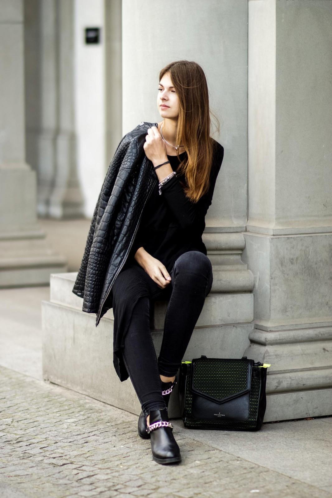 Zara Chain Boots