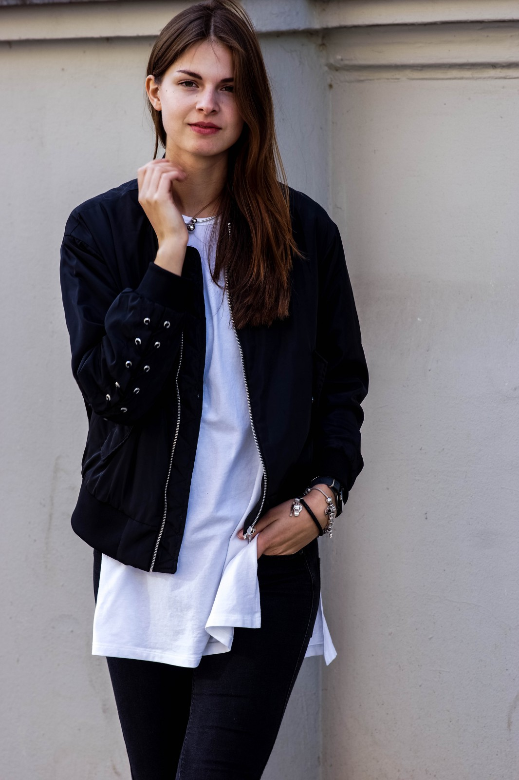 Layering Outfit Spring