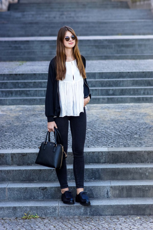 Casual yet chic outfit