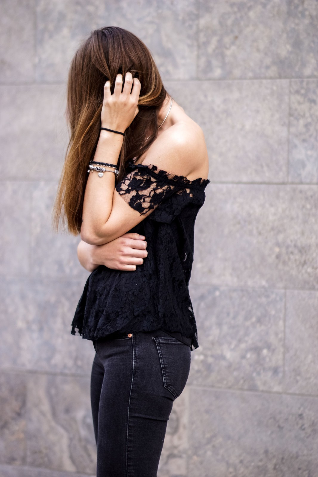 Object Off Shoulder Top