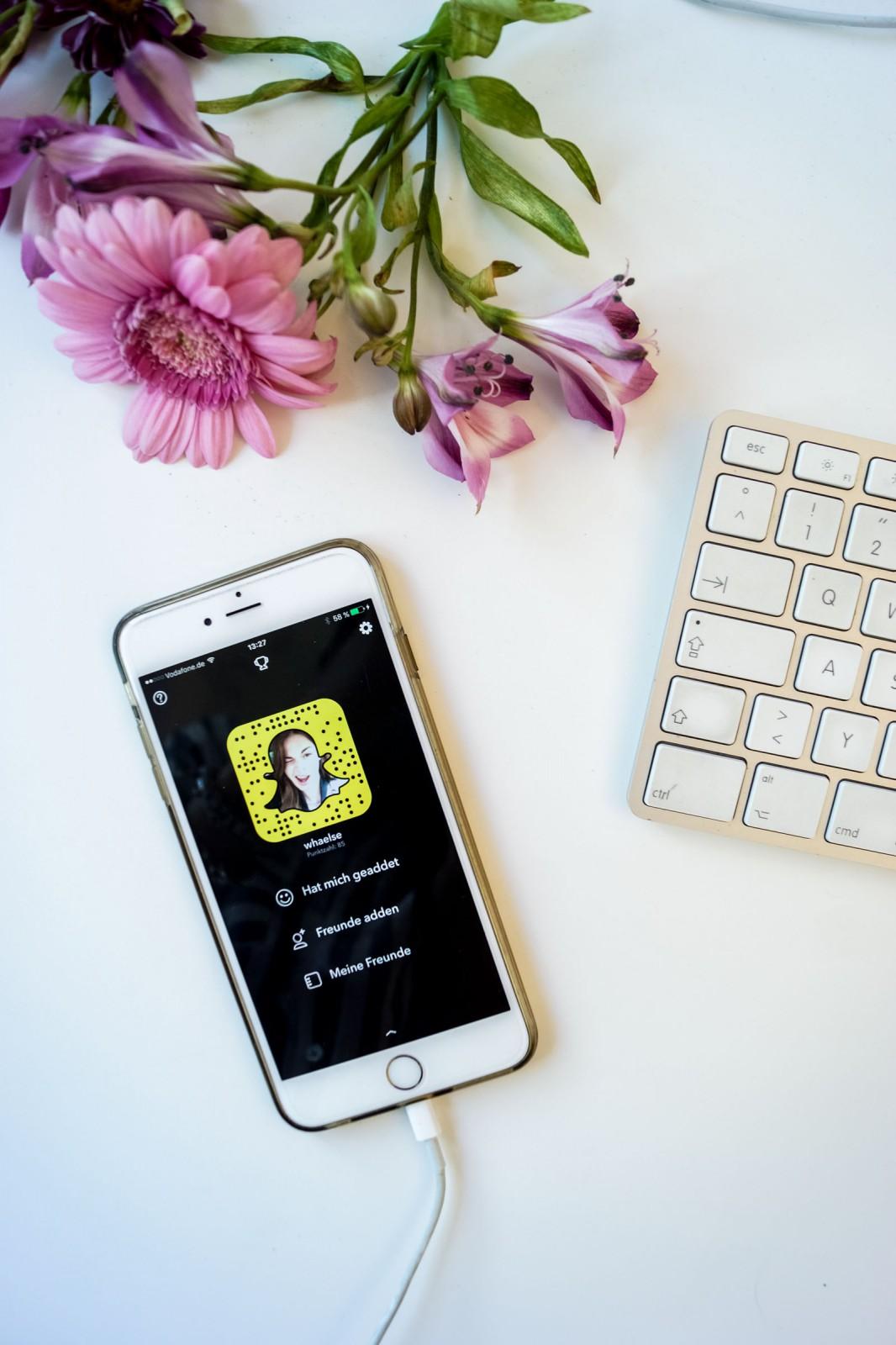 Warum es sich lohnt Snapchat zu nutzen