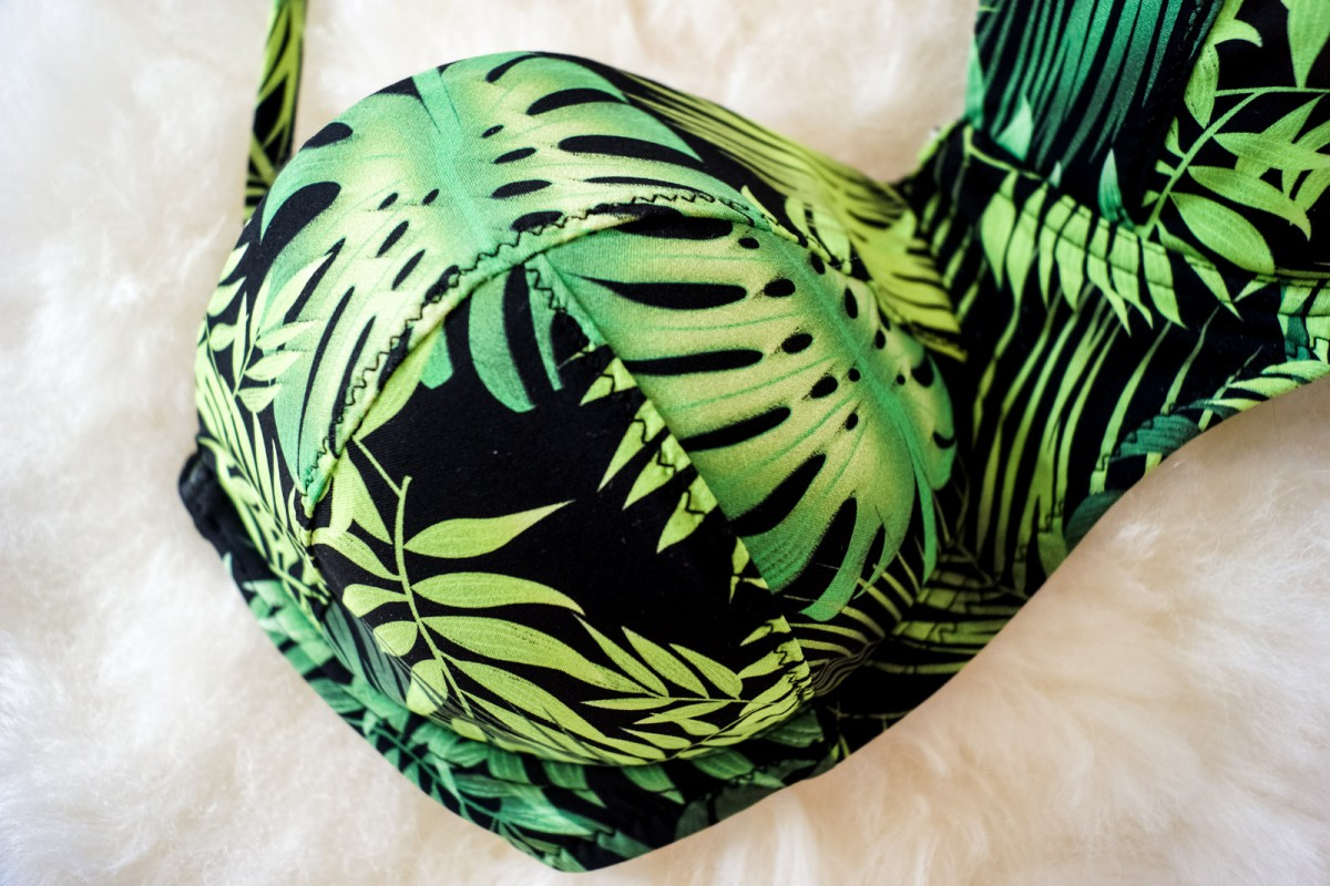 Green Leaves Print